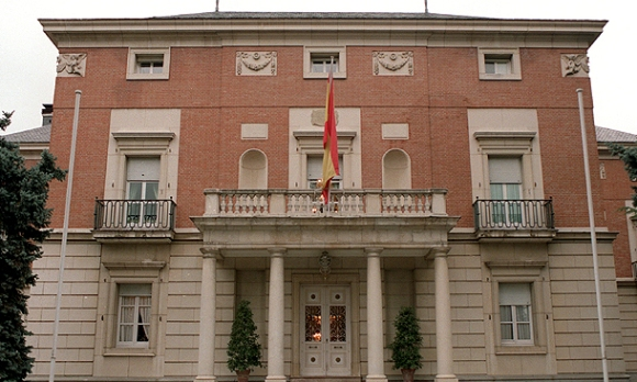 El palacio de la moncloa cuesta 38 millones de euros m s - Bunker casa blanca ...