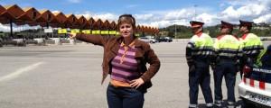 La portavoz de ERC en el Parlament, Anna Simó.