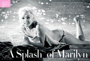 La edición americana de 'Vanity Fair' ha adelantado las primeras páginas del reportaje.