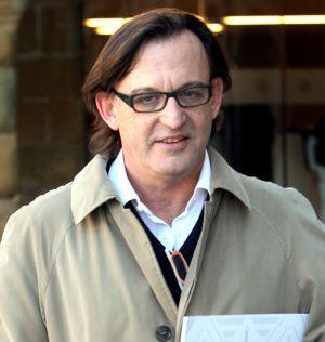Josep Maria Vila d'Abadal, alcalde de Vic (Barcelona).