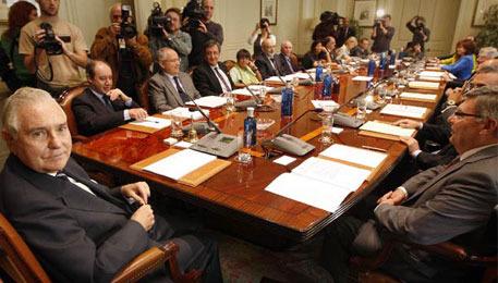Una imagen del CGPJ (El País)