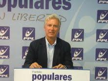 Julio Liarte, autor de la serie.
