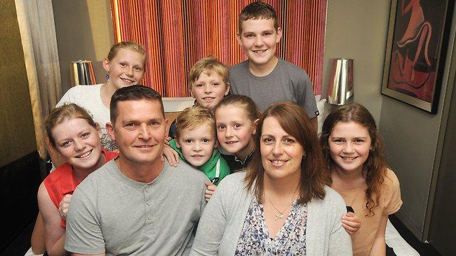 La familia Mckenzie, un ejemplo para todos.