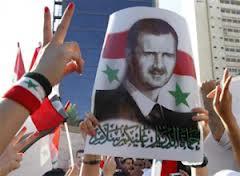 El régimen de Assad se enfrenta a los islamistas y a la manipulación mediática en Occidente.