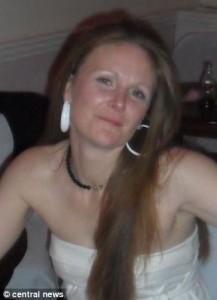 Louisa Brannan, la víctima.