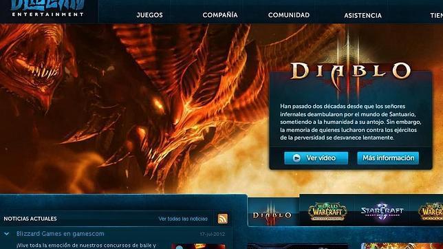 El videojuego Diablo III
