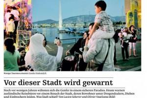 La revista Weltwoch alerta de la degradación de Suiza.