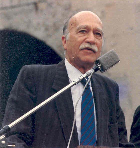Giorgio Almirante.