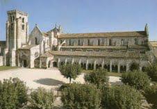 Monasterio de la Huelgas en Burgos, uno de los monumentos emblemáticos de la Cristiandad en España.
