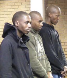 Los tres negros asesinos