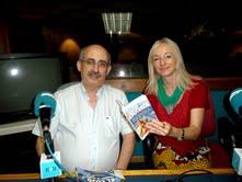 En el programa 'De Viajes de Intereconomi?a', con Pilar Carrizosa.
