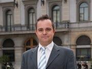 Robert Hernando, portavoz municipal de PxC en Igualada.