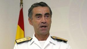 El JEMAD Fernando García Sánchez.