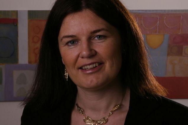 Karina Lorentzen.