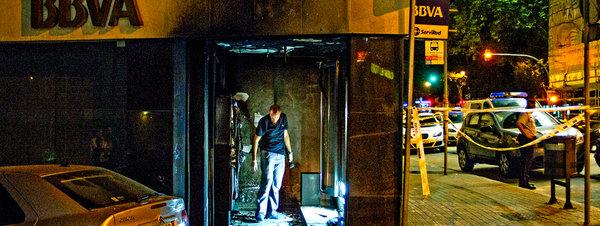 Foto publicada en La Vanguardia.