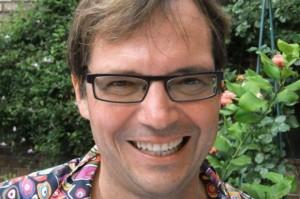 El pastor evangélico alemán Ralf Schmidt