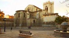 Iglesia de San Miguel, en Palencia.