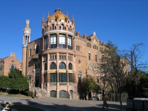La Guardia Civil investiga desvíos de 70 millones en el Hospital Sant Pau Sant-pau-300x225