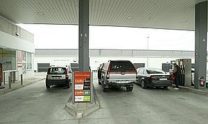 El precio de la gasolina continúa sue scalada de precios./