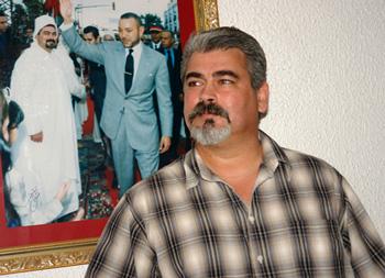 Yahya Yahya, el alcalde marroquí que encabecó el asalto al Peñón de Vélez.