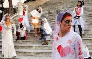 Las feministas ocultan deliberadamente la nacionalidad extranjera de los maltrataores.
