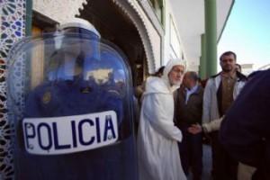 Las mezquitas de Ceuta son un hervidero de tensión.