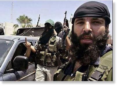 Rebeldes sirios.