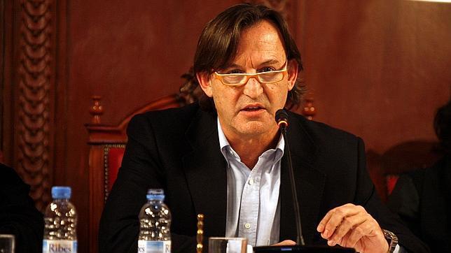 El alcalde de Vic, Josep Maria Vila d'Abadal