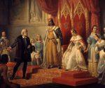 Cristóbal Colón en la Corte de los Reyes Católicos, de Juan Cordero