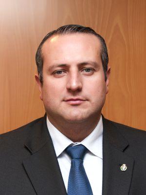 David Gómez, concejal del PP en Badalona..