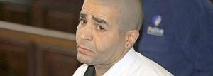 Jamal Dati, hermano de la ex ministra francesa de Justicia Rachida Dati, durante el juicio.