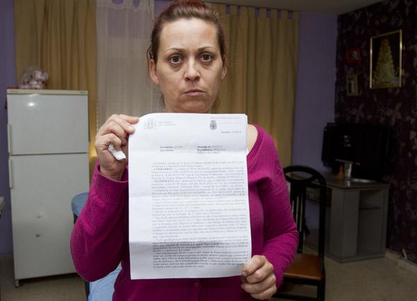 ... de la menor violada en Huelva por dos marroquíes dice que su
