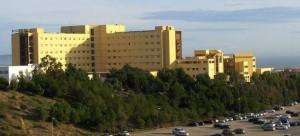 La mujer ha quedado ingresada en la unidad de psiquiatría del Hospital Torrecárdenas.