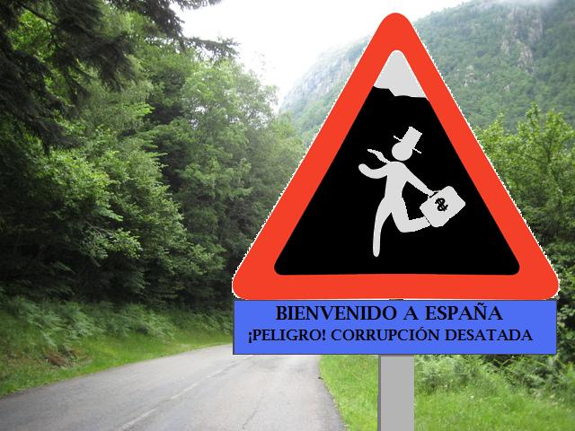 corrupcion en España