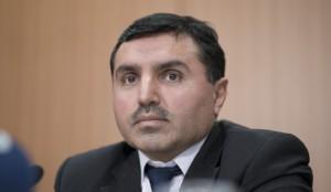 Erol Pürlü, coordinador y portavoz del consejo musulman aleman.