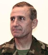 El general Vicente Díaz de Villegas y Herrería
