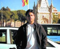 Fotograma del video de Imrat Firasat.