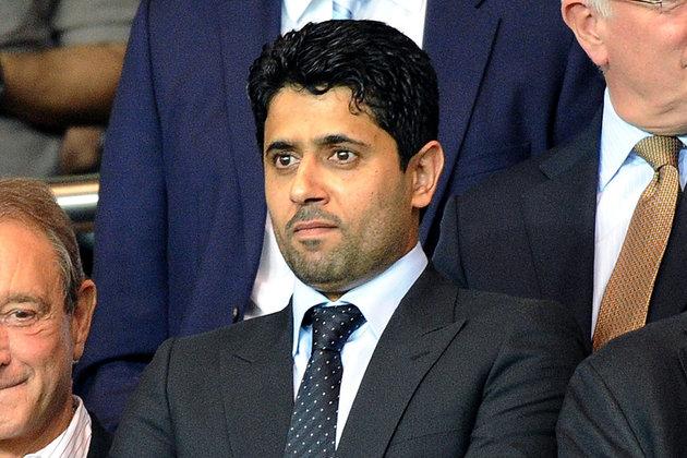 Ej jeque Nasser Al-Khelaïfi