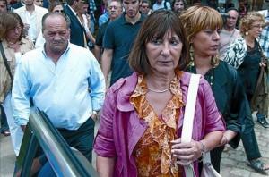 Felisa Miceli cuando era ministra, en el 2007.