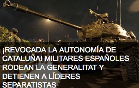 La prensa catalana reproduce la inocentada de AD.
