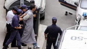 Operación contra islamistas en Santa Coloma de Gramenet, cerca de Barcelona.