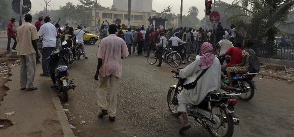 Calle de Mali.