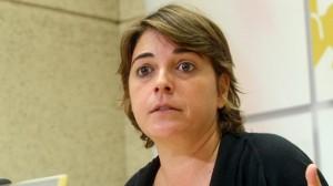La consejera de Fomento y Vivienda, Elena Cortés