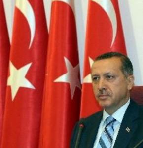 Tayyip Erdogan, presidente de Turquía.