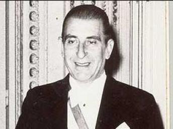El ex presidente chileno Eduardo Frei Montalva