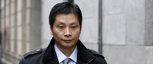 El presunto líder de la mafia china desarticulada en la operación Emperador, Gao Ping