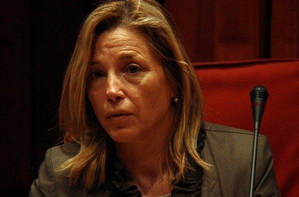 Joana Ortega.