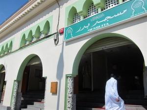 Mezquita de Tarrasa.