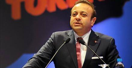 El ministro turco de Exteriores.