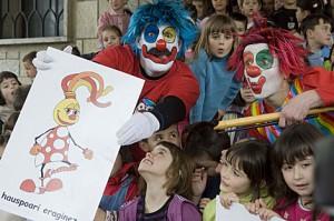 Las ikastolas son sirven a menudo para la difusión de ideas radicales entre los niños.